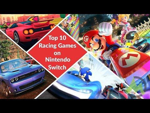 Top 10 Racing Games On Nintendo Switch
