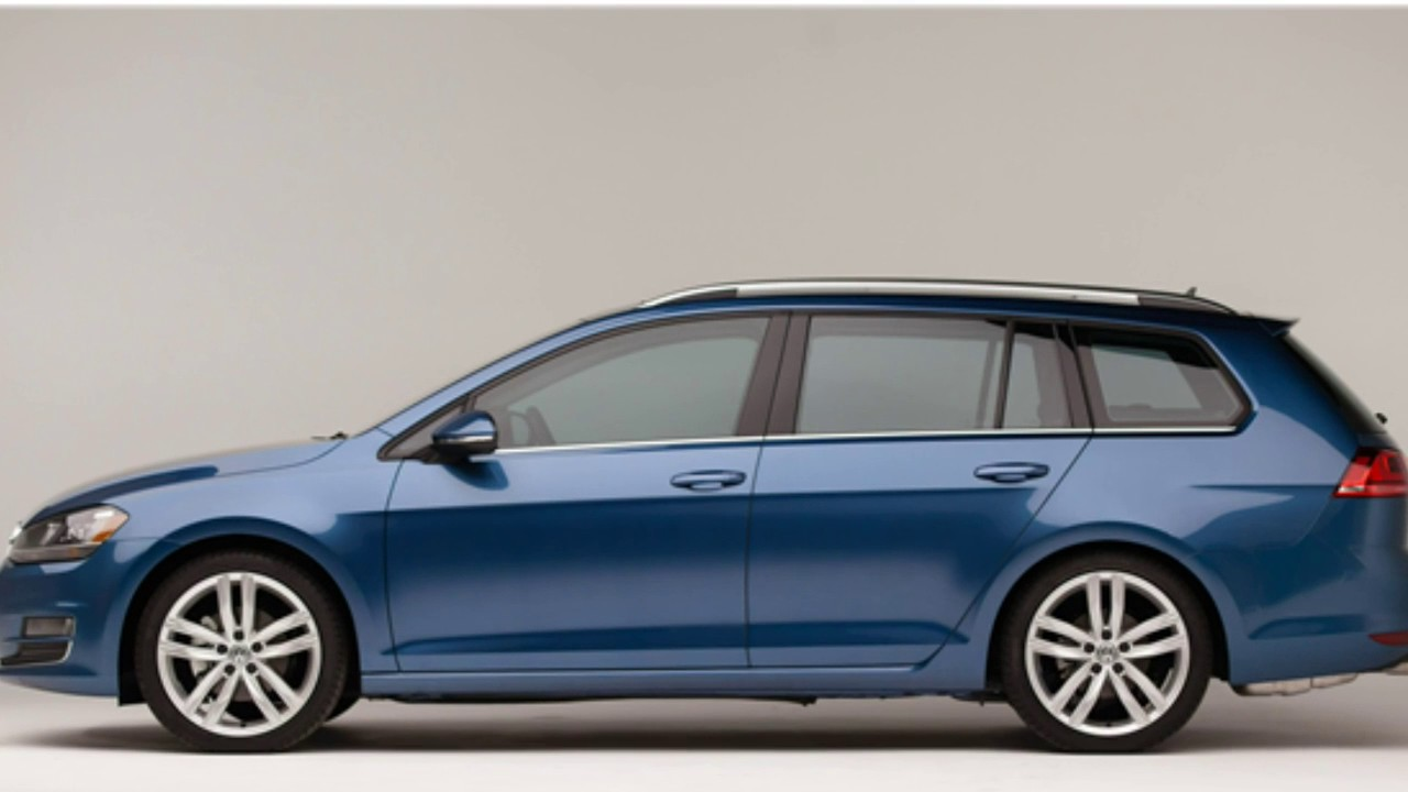 Volkswagen Golf Sportwagen 2016 Car Review