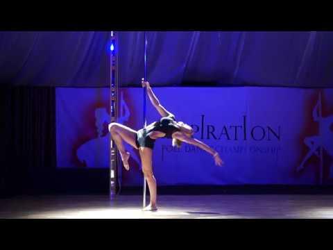 Козачок Илона 1 место в категории Pole Artistic 40+ INSPIRATION POLE DANCE CHAMPIONSHIP