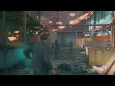Quantum Break (Playthrough) Part 5 - The Drydocks