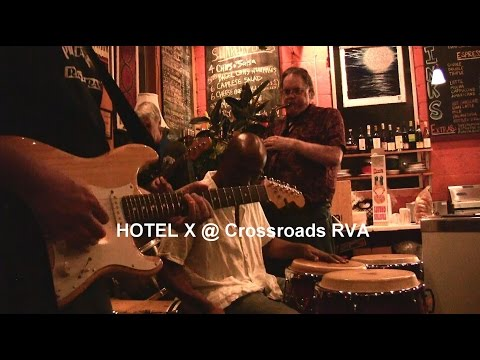 Tim Harding's HOTEL X Debuts New Song @ Crossroads RVA
