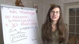Angielski w Gimnazjum (0) - Wprowadzenie do kursu angielskiego