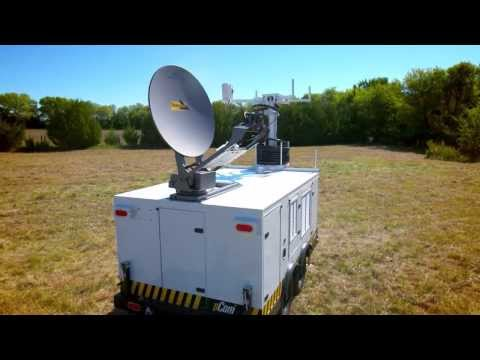 Squire Tech Solutions:  Satellite Solutions And PCom Communications Trailers