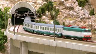 Explore the fantastic model trains and locomotives of the world's largest model railway exhibit