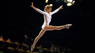 Celle qui a changé la Gymnastique