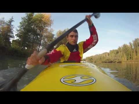 How To Paddle Kayak Technique