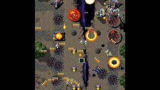 Raiden II (Arcade) - 1-ALL Clear 4.68 Million