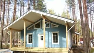 видео строительство каркасных домов в спб