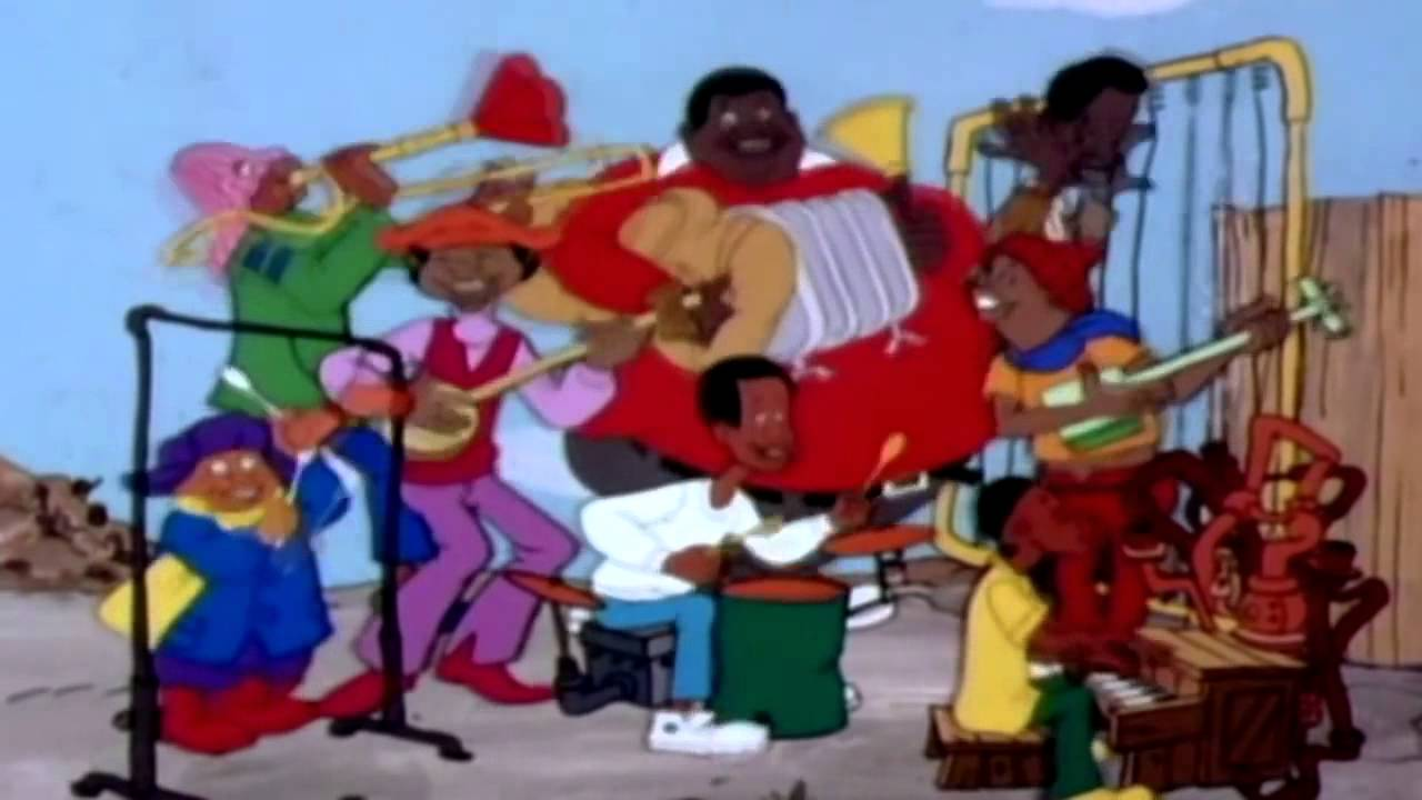 Fat Albert Sounds 54