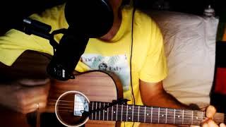 #178 Don´t Worry Baby ~ The Beach Boys ~ Acoustic Cover w/ Harley Benton GS-Travel-E Mahogany