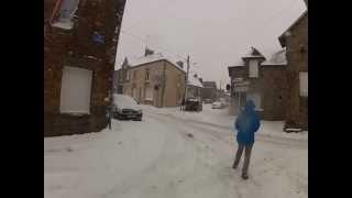 2013-03-12 La neige à Sartilly
