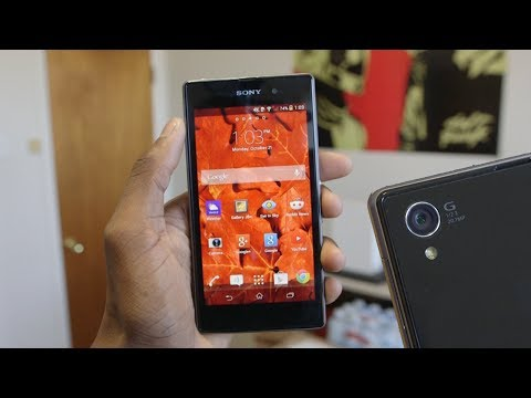 Sony Xperia Z1 Review!