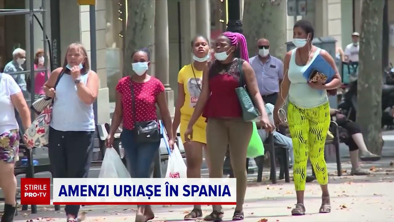 Al treilea val al pandemiei are urmări dramatice în Europa. Franța ar putea impune noi restricții