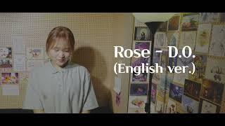 Rose(English version) - D.O. from EXO / 엑소 디오 로즈 / Rose fema…
