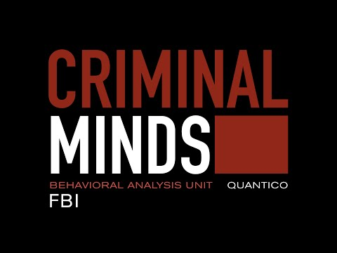 Criminal Minds seasons 1-9 Opening Credits