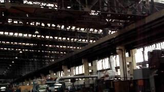 Завод по производству медного проката. Часть 1(Короткая съемка интерьера завода по производству медного проката: ленты, листа, шины, прутка. www.cuprom.ru., 2011-12-07T23:04:34.000Z)