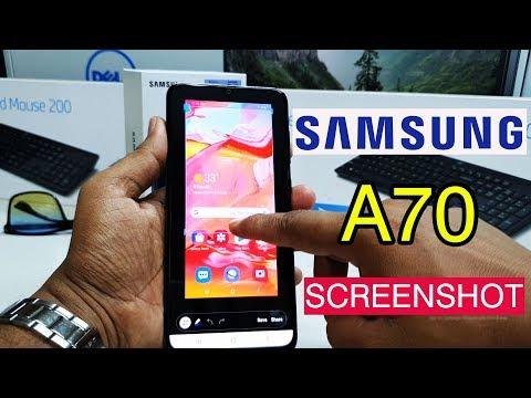 samsung-a70:-how-to-take-screenshot