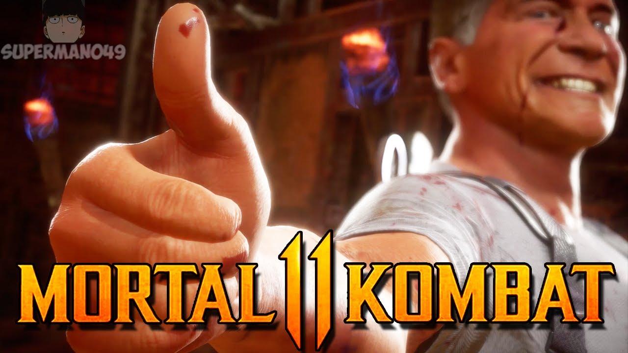 "I LOVE PLAYING TERMINATOR! - Mortal Kombat 11: ""Terminator"" Gameplay"