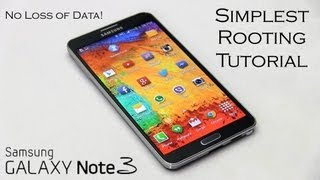 How to Root the Galaxy Note 3 (Works /w Lollipop - Safe & No Loss of Apps & Data)
