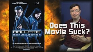 """Ballistic: Ecks vs Sever"" (2002) - Does This Movie Suck?"