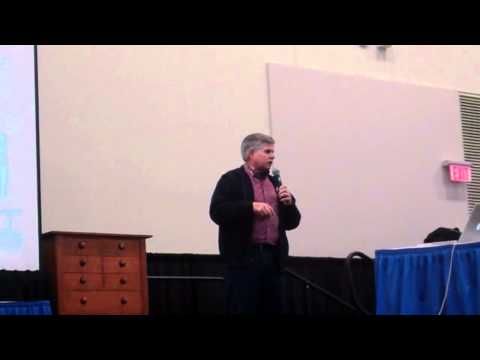 Tom Silva at the Home Show - YouTube
