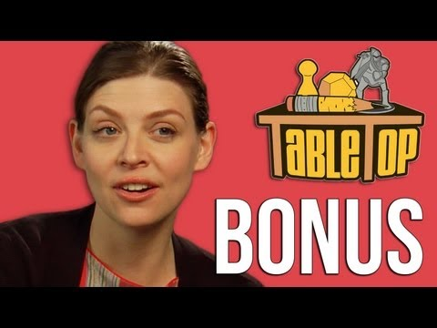 Amber Benson Extended Interview from Gloom - TableTop ep 7