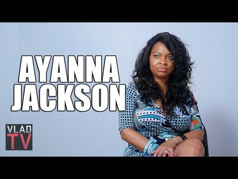Ayanna Jackson on 2Pac Saying