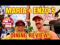 PASSHOLDER DISCOUNT at MARIA & ENZO's at DISNEY SPRINGS   Disney Dining Review!