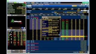How to Place and OCO Order | ThinkOrSwim Training