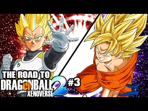 The Road To Dragon Ball Xenoverse 2 - What About Universe 6 Characters?! SPREAD THE HYPE