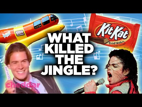 The Unexpected Death Of The Ad Jingle - Cheddar Explains