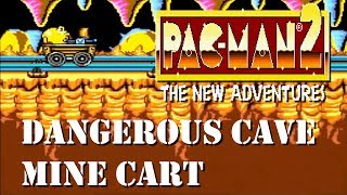 Video Pacman 2: The New Adventures - Genesis - Dangerous Cave Mine Cart download MP3, 3GP, MP4, WEBM, AVI, FLV November 2018