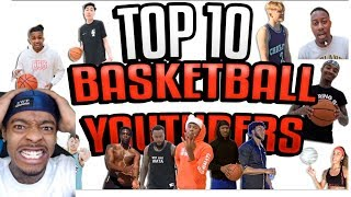 Reacting To The MOST INACCURATE Disrespectful Top 10 Basketball Youtuber List Of 2020!