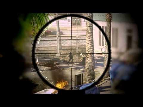 Pamaj: First Advanced Warfare Sniper Montage HD