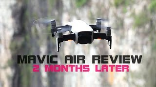 Mavic Air In-Depth Review - 2 Months Later | DansTube.TV