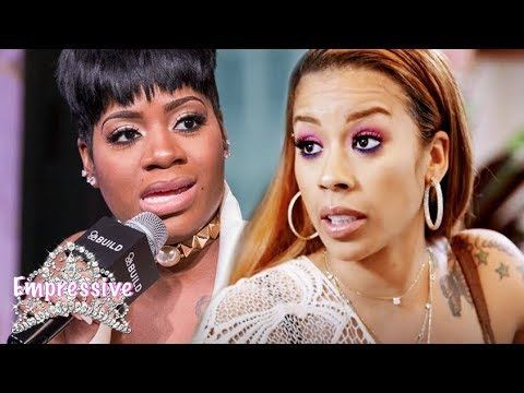 Keyshia Cole got into a fight with Fantasia?!! | R&B Beef: Episode 1