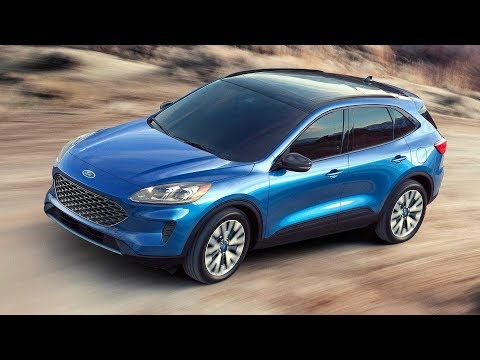 2020 Ford Kuga - NEW Look and Hybrid Tech !!