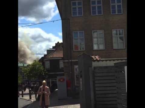 Hotel Randers Burning (Denmark)