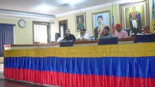 Rueda de Prensa de Concejales del Municipio Anaco IV