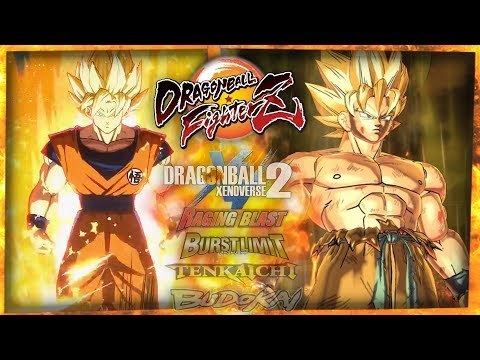 Dragon Ball FighterZ: The 2D vs 3D DB Game War Continues