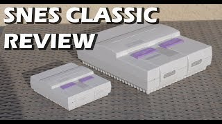 Nintendo SUPER NES Classic (Guide & Review) - Is it worth it?