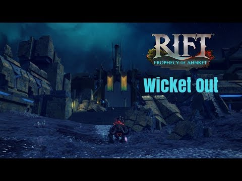 RIFT 4.2 | WICKET OUT + dungeon + cosmic particles