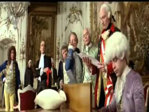 mozart and salieri amadeus versus In amadeus, salieri's perceived deficiencies are reflected in the strengths of mozart because salieri is unable to accept his own strengths, weaknesses, and actions, he alternatively spends the.