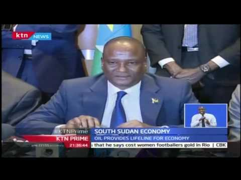 South Sudan VP aims at resolving their economy by selling oil