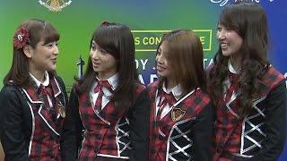 仲川遥香がJKT48メンバーに教えた日本語とは… 「JKT48 Enjoy Jakarta 大使任命」記者会見(3) 仲川遥香 検索動画 30