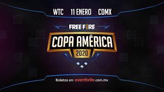 🏆Se parte de la Copa América🏆 | Garena Free Fire