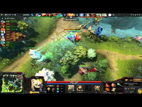 Newbee vs IG - Game 2 - Frankfurt Major