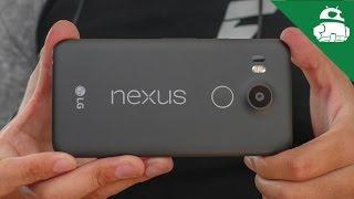 Nexus 5X First Look!