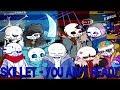 [Undertale AMV] Skillet - You Ain't Ready