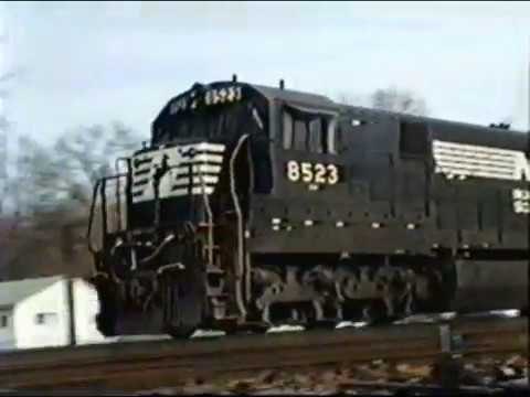 NS Chicago District In The 90's Part 1